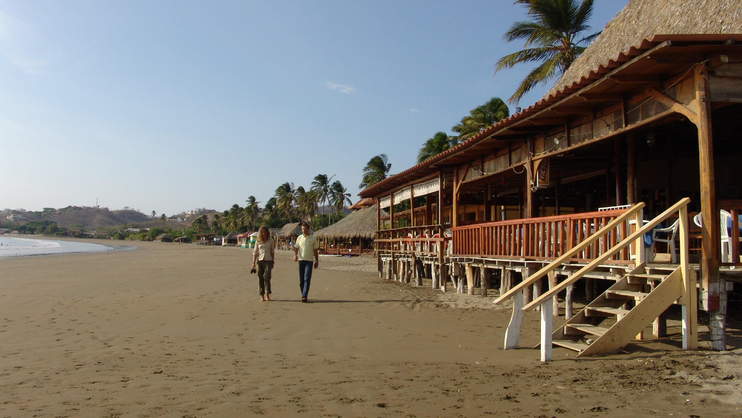 Nicaragua Surfing Adventure