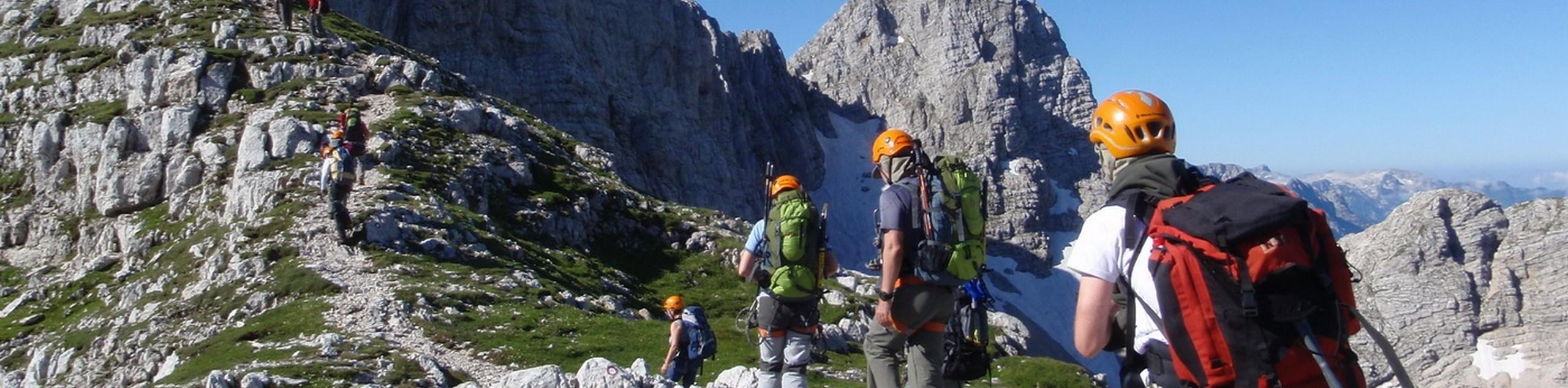 Mount Triglav Guided Trek