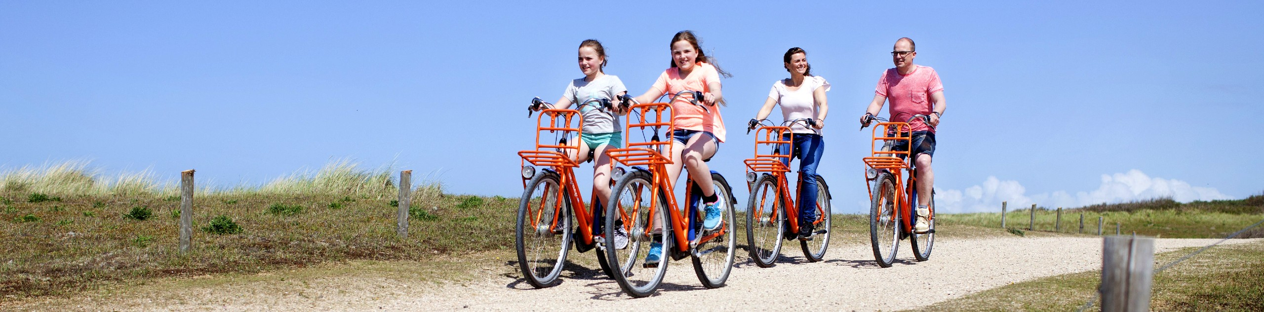 Holland Family Cycling Tour: Beaches, Dunes, and Cities