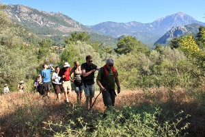 Lycian Coast Hiking and Sea Tour