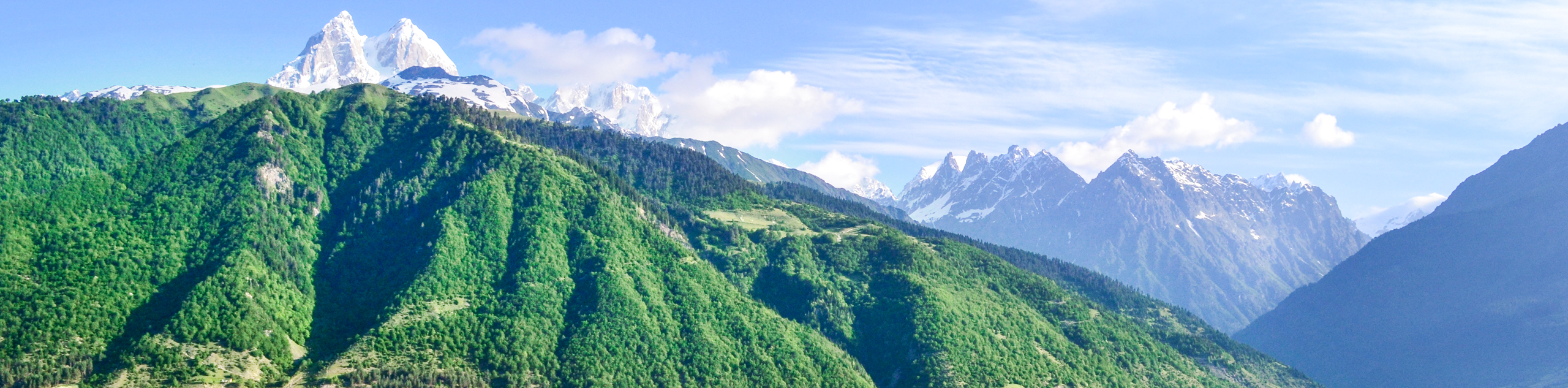 Hiking Tour of the Greater Caucasus Mountains