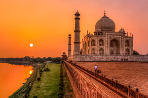 Golden Triangle and the Himalayas Tour