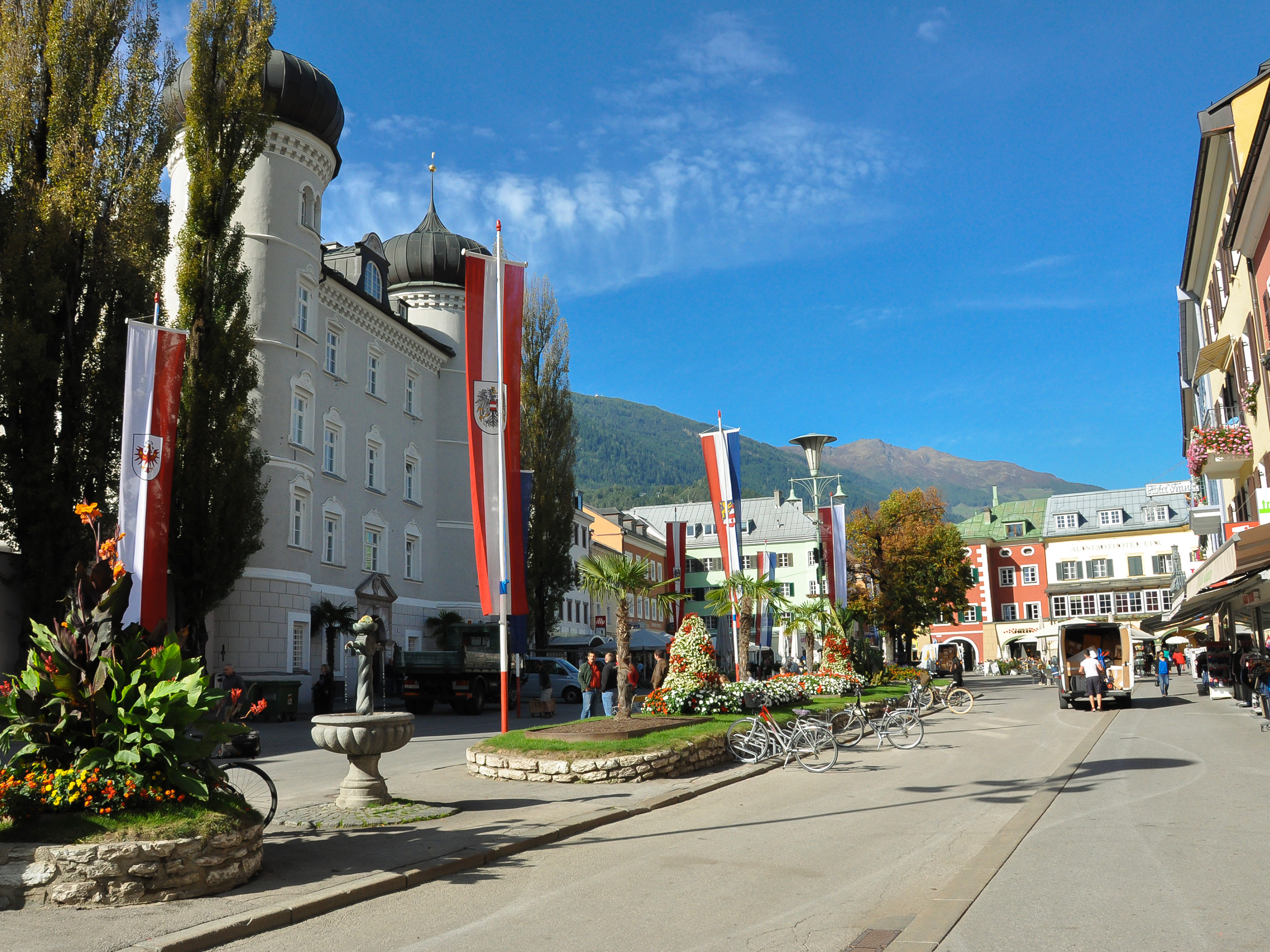 Streets of Lienz