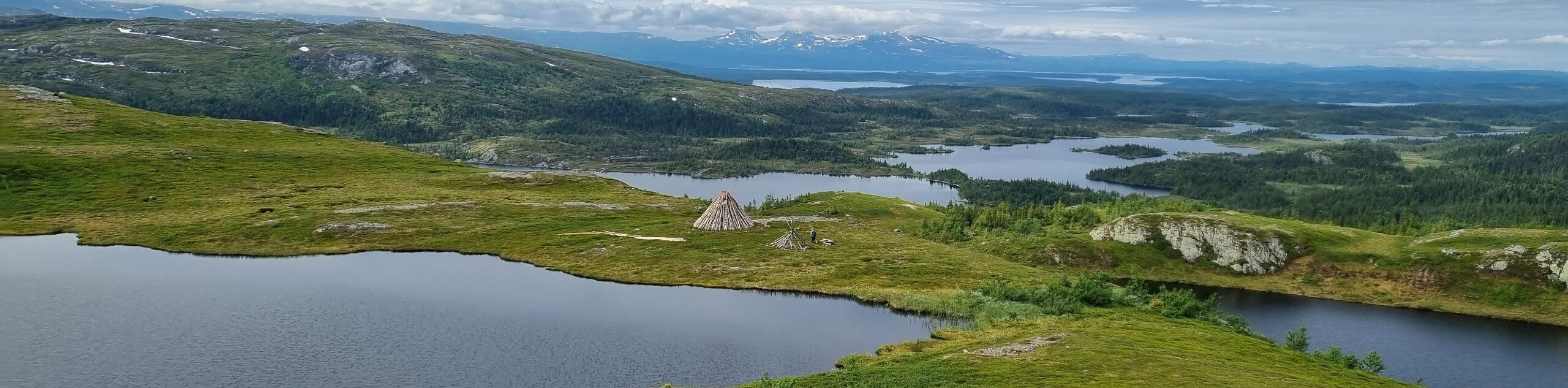 Trekking the Southern Åre Mountains