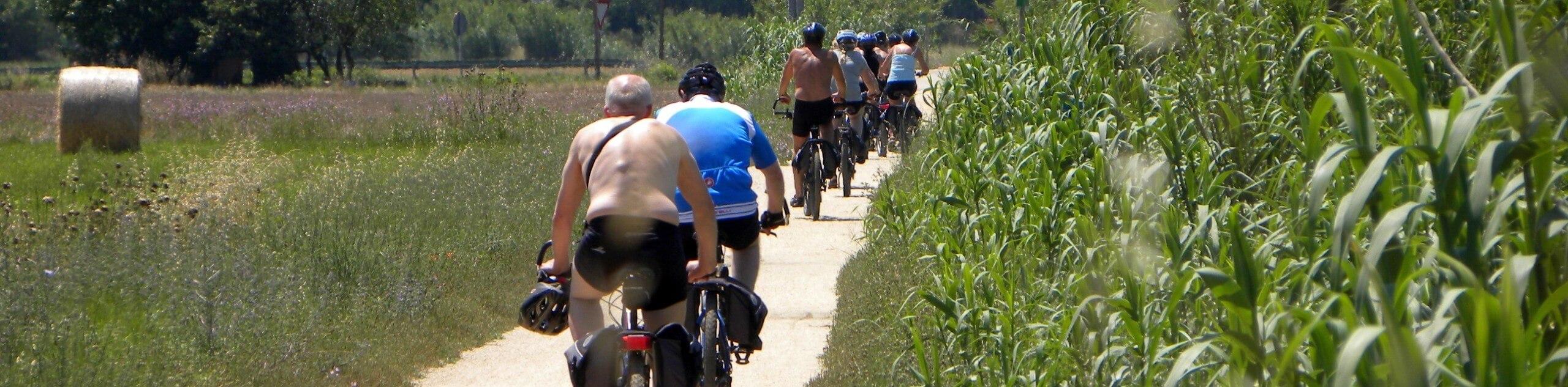 Cycling Tour of the Catalonia Coast