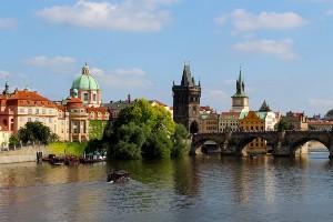 Bohemia, Moravia and Prague