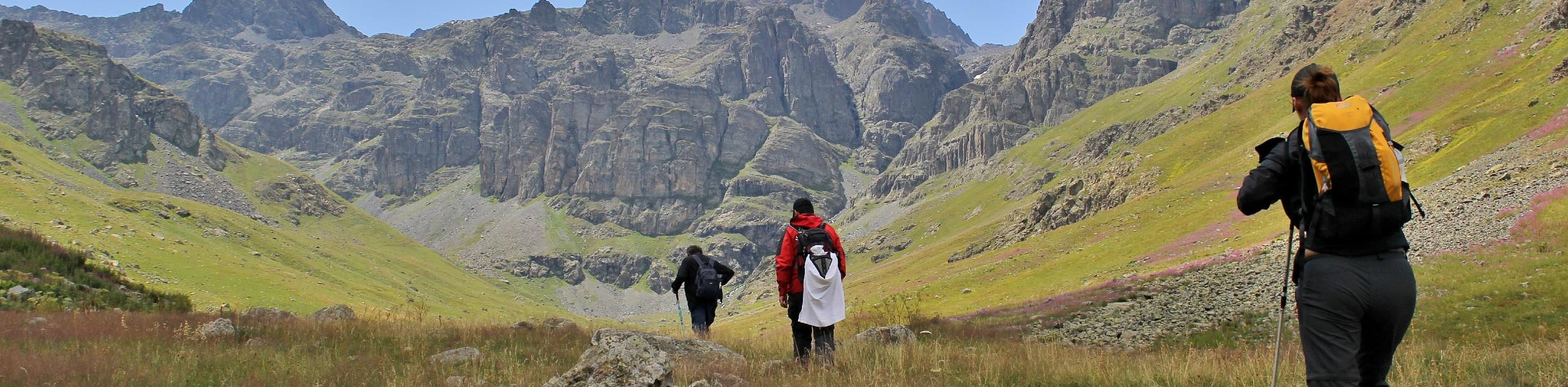 Trans Kackar Mountains Trek