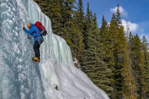 Ice Climbing Basics in the Canadian Rockies