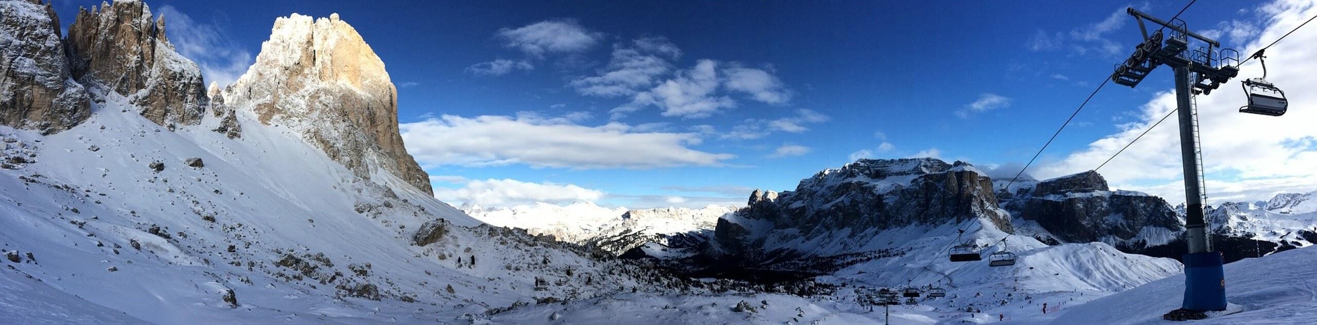 Ski Tour of the Italian Dolomites